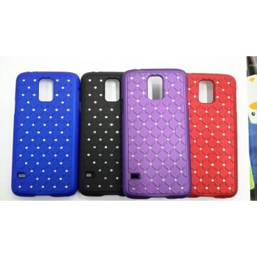 Samsung G900 / G903 Galaxy S5 / S5 neo kivikestega tagakorpus