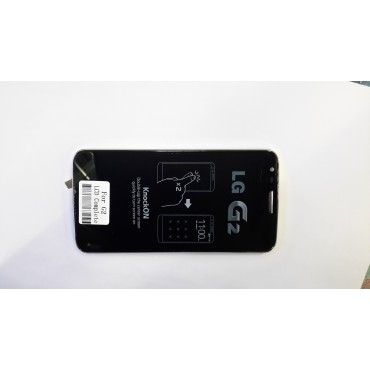 Lg G2 (D802) ekraanimoodul must