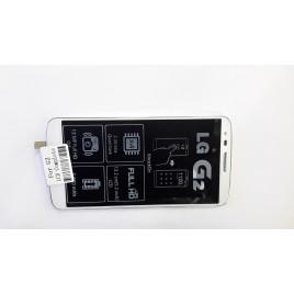 Lg G2 (d802) ekraanimoodul valge