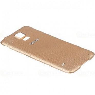 Samsung G800f Galaxy S5 mini akukaas kuldne