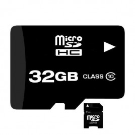 MicroSD mälukaart 32gb (class 10)