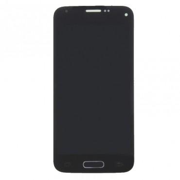 Samsung G800f Galaxy S5 mini ekraanimoodul kasutatud must