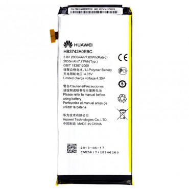 Huawei G6 (4G) G6-L11 aku originaal (HB3742A0EBC)