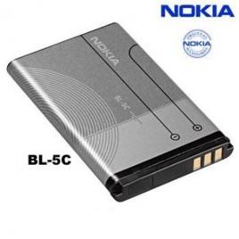 Nokia BL-5C originaalaku 1020 maH (Nokia 1100 / 3100 / E50)