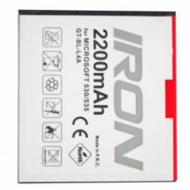 Nokia / Microsoft 535 / 540 Lumia aku (BL-L4A ja BV-L4A analoog) 2200 maH Li-Ion