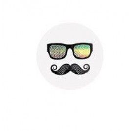 PopSocket Glasses Moustache
