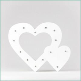 Kujund süda LED