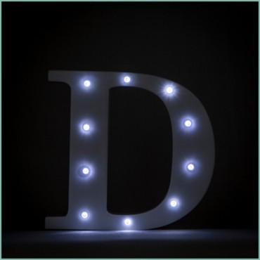 Täht D LED