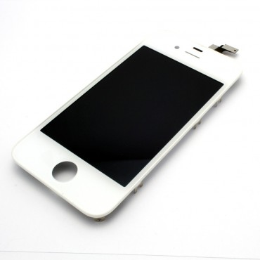 Apple iphone 4s ekraanimoodul valge