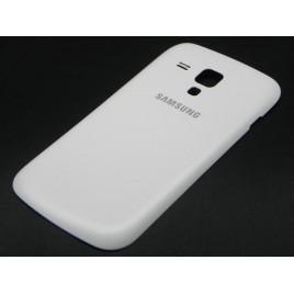 Samsung S7562 Galaxy S Duos akukaas valge