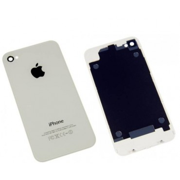 Apple iphone 4 akukaas valge
