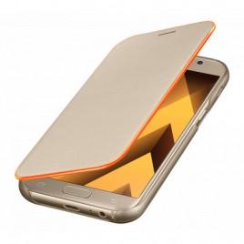 Samsung A5 (2017) / A520 Samsung originaalkott EF-FA520PFEGWW helendav kuldne