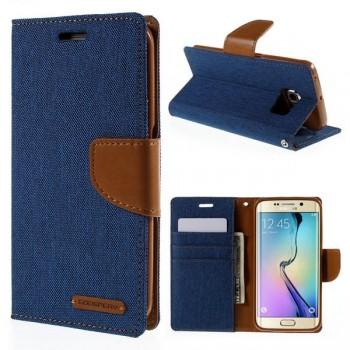 LG G6 Canvas Kaitsekott sinine