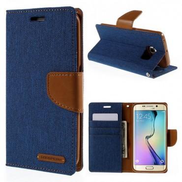 Samsung S7 / G930 Canvas Kaitsekott sinine