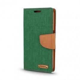 Huawei Y6 / Honor 4A Canvas kaitsekott roheline