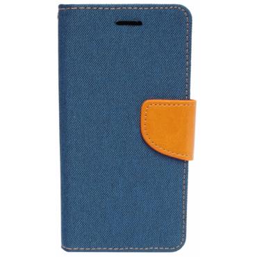Samsung S8 / G950 Canvas Kaitsekott Helesinine