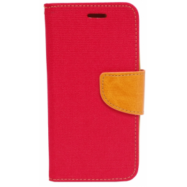 Samsung A510 Galaxy A5 (2016) Canvas Kaitsekott Punane