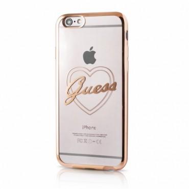 Apple Iphone 7 / 8 Guess originaal tagakorpus GUHCPTRHG läbipaistev