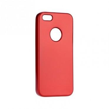 Apple Iphone X silikoonkaitse matt punane