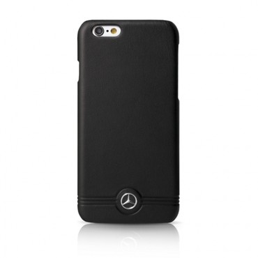 Apple Iphone 6 / 6S Mercedes originaal tagakorpus MEHCP6EMSBK