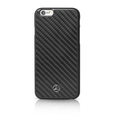 Apple Iphone 6 / 6S Mercedes originaal tagakorpus karbon MEHCP6RCABK