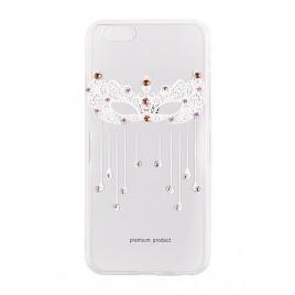 Apple Iphone 7 / 8 Vennus Art silikoonraam plastiktagusega Mystic Carneval
