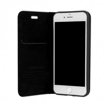 Samsung S9 Plus / G965 Vennus Book magnetiga kaitsekott Carbon