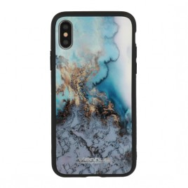 Apple Iphone XR Vennus Marble silikoonkaitse sinine