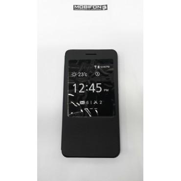Huawei Honor 4x Küljepeale avanevad kaaned aknaga must