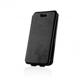 Sony Xperia SP M35h Smart Cover kaitsekott must