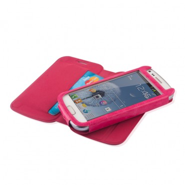 Sony Xperia SP M35h Smart Cover kaitsekott roosa