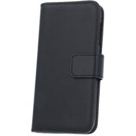 Sony Xperia V / Lt25i nahast book kaitsekott must