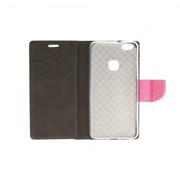 Huawei P8 Lite Fancy Shine Kaitsekott roosa