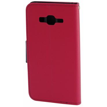 Microsoft / Nokia 930 Lumia Fancy Küljele Avanev Kott Punane