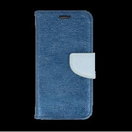 Samsung S9 / G960 Fancy Shine Kaitsekott tumesinine