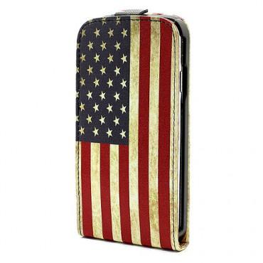 Nokia 520 Lumia Allaavanev plastikraamiga Kaitsekott Usa Flag