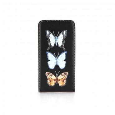 Apple Iphone 7 / 8 klapiga kaitsekott Art liblikad