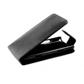 Nokia E6-00 allaavaneva klapiga kaitsekott must