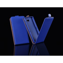 Alcatel Idol 2 Mini OT6016/6036 allaavanev kaitsekott sinine