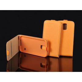 Huawei Y6 / Honor 4A allaavanev kaitsekott oranz
