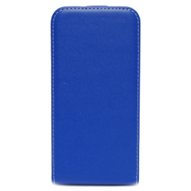 Sony Xperia M5 (E5603, E5606, E5653) Allaavanev Silikoonraamiga kaitsekott Sinine