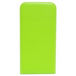 Huawei P9 Lite Allaavanev Silikoonraamiga kaitsekott Roheline