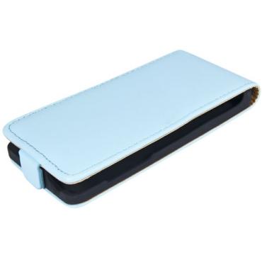 Sony Xperia M2 Allaavanev plastikraamiga Kaitsekott helesinine