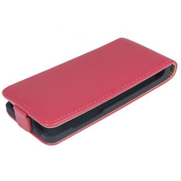 Apple Iphone 6 / 6s Allaavanev plastikraamiga Kaitsekott punane