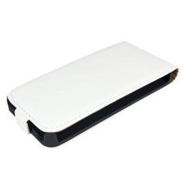 Huawei P6 Allaavanev plastikraamiga Kaitsekott valge