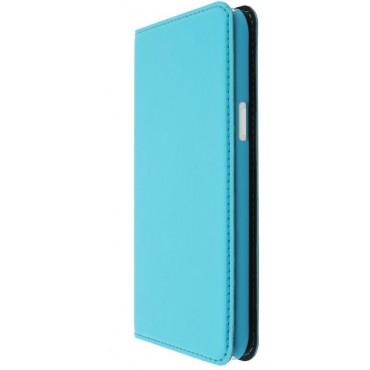 Samsung J5 (2016)/ J510 Wave Book kaitsekott helesinine