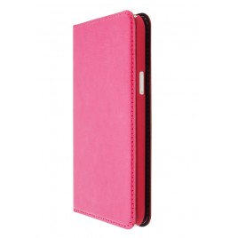 Samsung J5 (2016)/ J510 Wave Book kaitsekott roosa