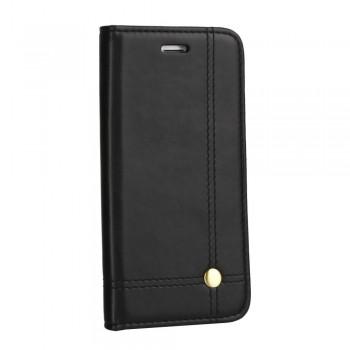 Samsung A40 / a405f Prestige Book kaitsekott must