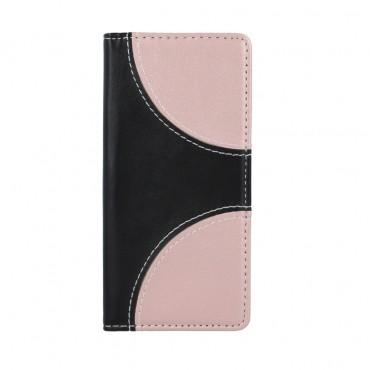 Samsung A5 (2017) / A520 Smart Duos Book kaitsekott must-roosa