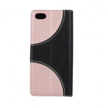 Samsung J3 (2016) / J320 Smart Duos Book kaitsekott must-roosa